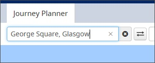 Image of journey planner