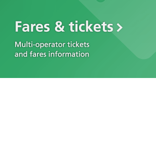 Fares and tickets information